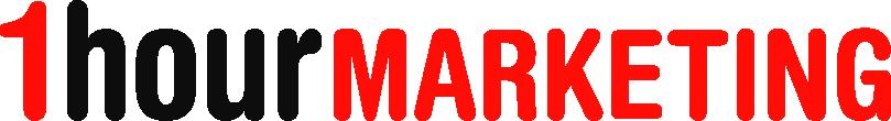 One Hour Marketing Logo